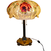 Pairpoint puffy Venice lamp