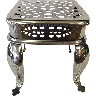 Early 19th century trivet or footman