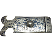 Antique Neillo Buckle