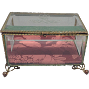 19th Century French Bride's Casket