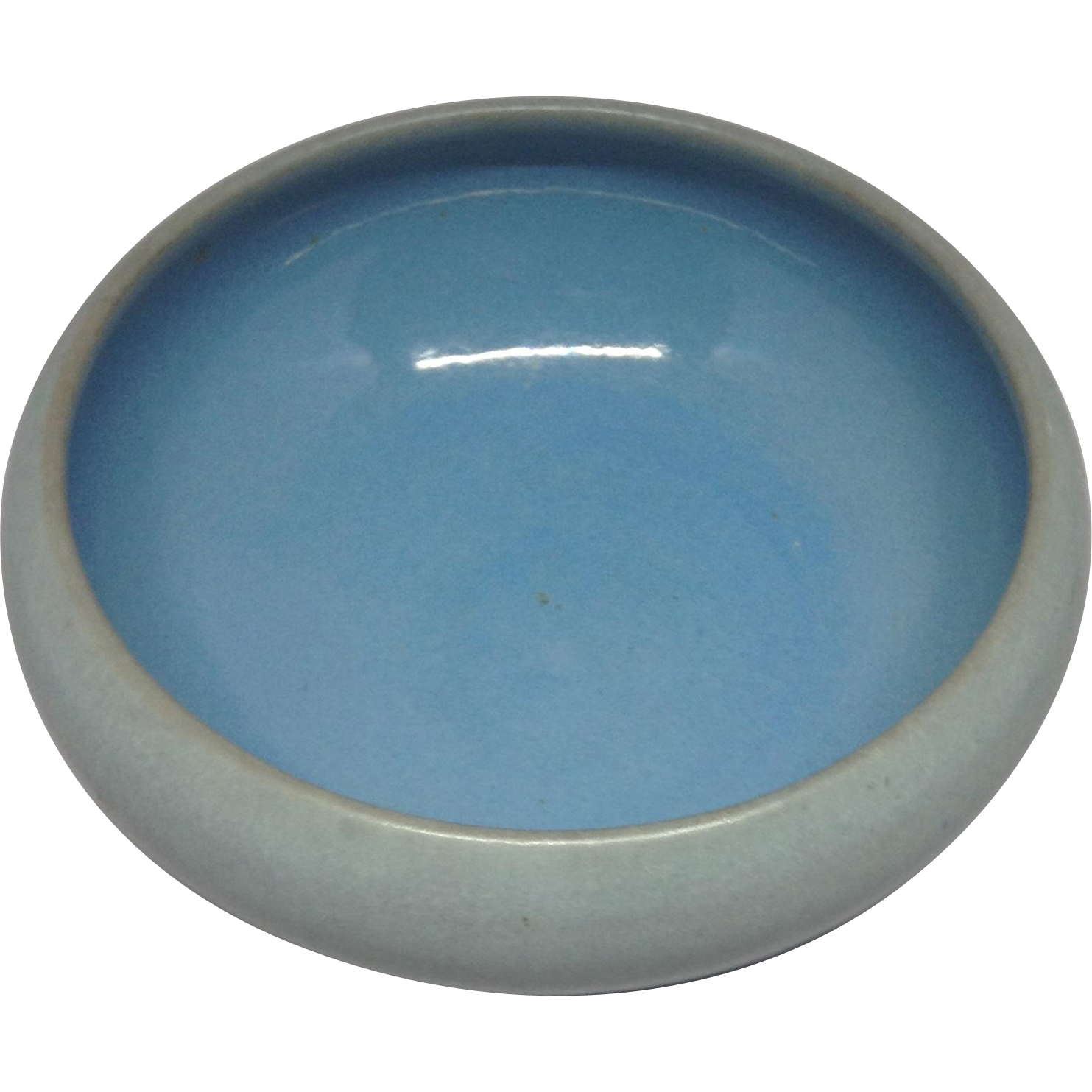 Marblehead Blue and Blue Gray Bowl