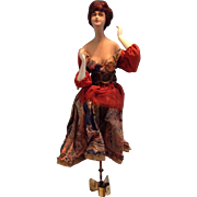 Early 20th Century French Dress Makers Doll