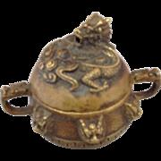 Chinese Bronze Sensor