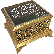Charming Jewelry/Dresser Container