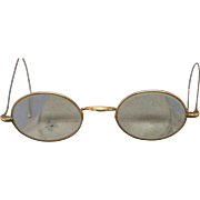 Great Antique 14K Eye Glasses
