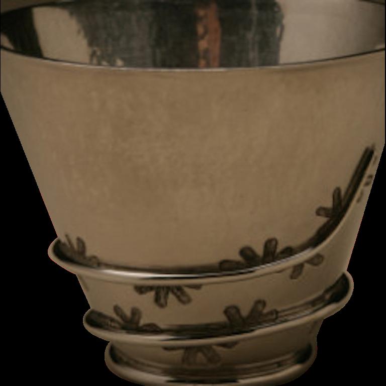 Sterling Silver Arts and Crafts Mug