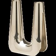 Georg Jensen Sterling Silver Candelabrum No. 1087 by Soren Georg Jensen