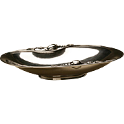 Georg Jensen Sterling Silver Extra Large Blossom Bowl No. 2B