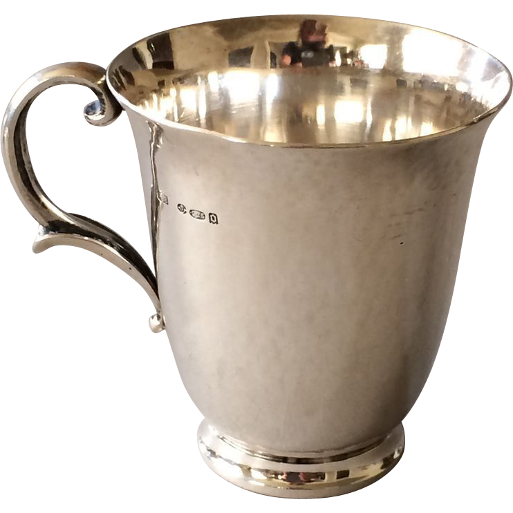 Georg Jensen Sterling Silver Shop Cup No. 593