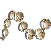 Georg Jensen Sterling Silver Bracelet by Henning Koppel No. 270