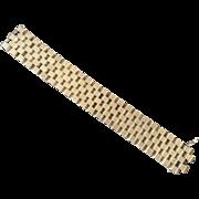 Georg Jensen Sterling Silver Bracelet by Ernst Forsmann No. 191