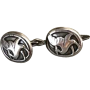 Georg Jensen Sterling Silver Cufflinks, No 30