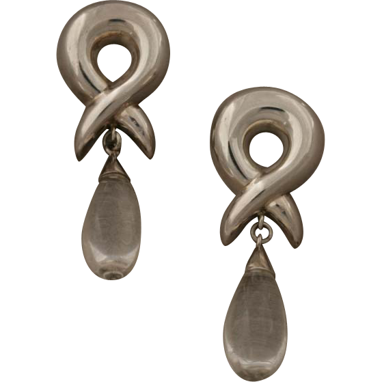 Bayanihan Sterling Silver Drop Earrings