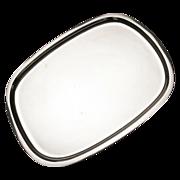 Frantz Hingelberg Sterling Silver Tray