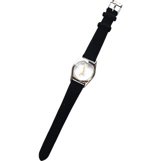 Georg Jensen Sterling Silver Watch by Minas Spiridas