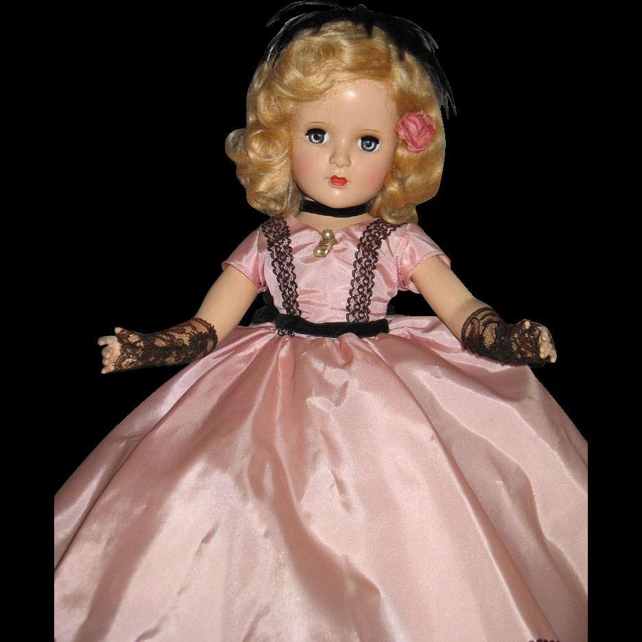 Madame Alexander 18 Quot Vintage Margaret Doll Sold On Ruby Lane
