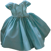 Madame Alexander Cissy tagged taffeta dress