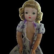 Madame Alexander 1957 vintage Cissy doll