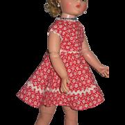 Vintage 1950's summer dress