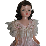 Fancy vintage gown for Cissy or other fashion dolls