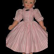 Vintage Madame Alexander Cissy bargain dress!