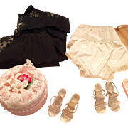 Vintage Elise by Madame Alexander shoes lingerie and more