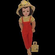Madame Alexander vintage Brunette Cissy doll