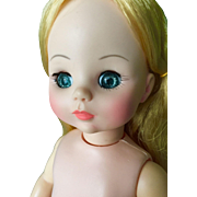 Madame Alexander Mary Ann doll to dress