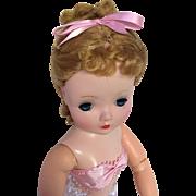 Vintage Madame Alexander Cissy to dress
