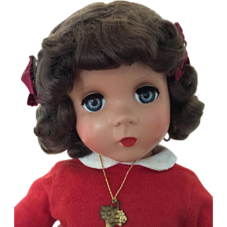 Early Madame Alexander vintage Maggie doll