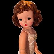 1955 Madame Alexander vintage Cissy doll in chemise