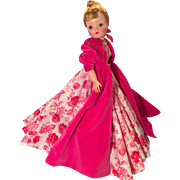 Madame Alexander vintage Tagged Camellia Gown