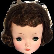Madame Alexander vintage Cissy head