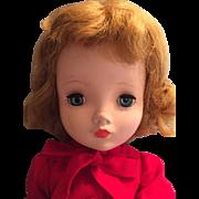 "Madame Alexander vintage Binnie Walker doll 18"""