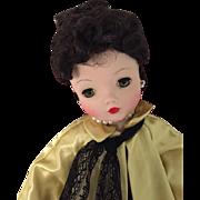 Madame Alexander vintage Cissy doll black hair