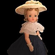Beautiful Madame Alexander vintage Cissy
