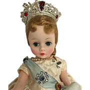 Madame Alexander Cissette queen