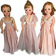 Cissy gowns and robe