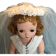 Complete bridal set for Cissy