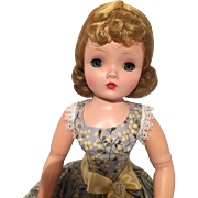 Beautiful Cissy in sundress