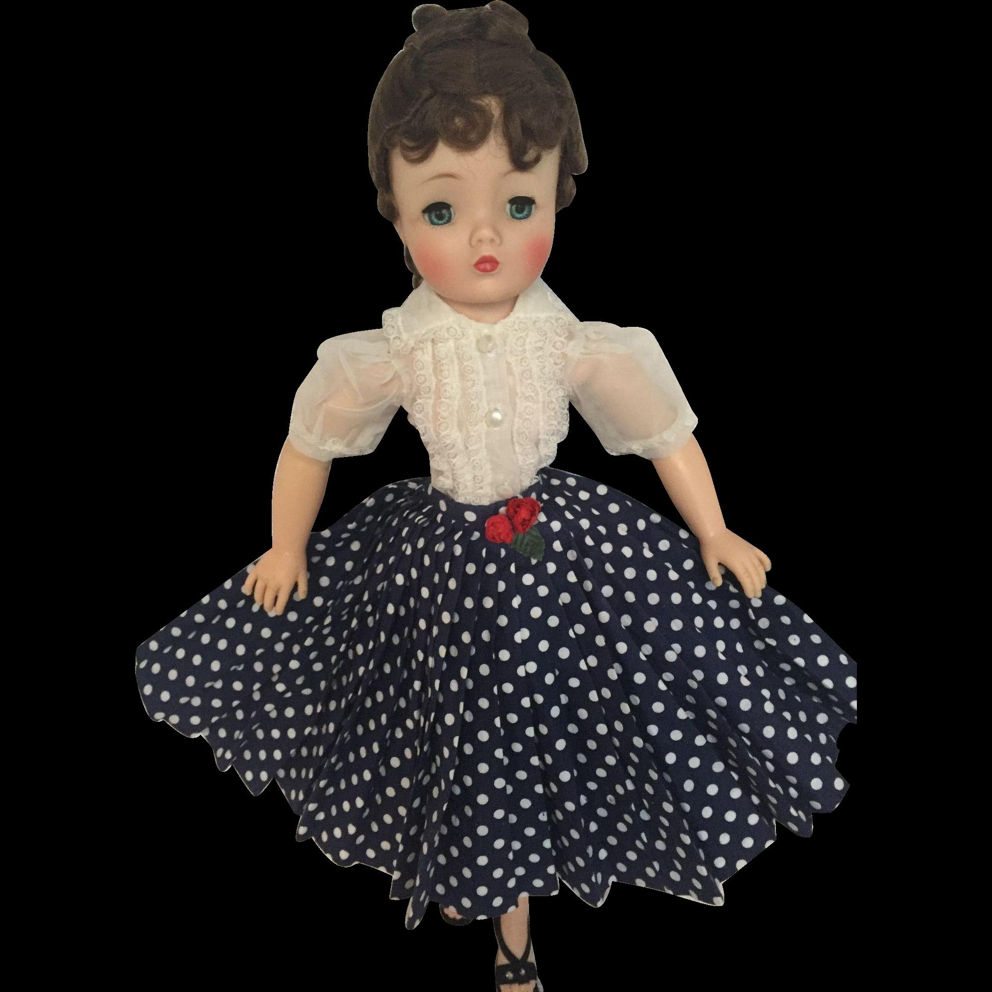 Vintage Cissy outfit