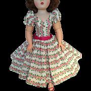 Madame Alexander vintage Cissy outfit