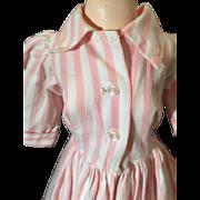 Classic Cissy Oxford cloth shirtwaist