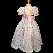 Rare Vintage Cissy print robe