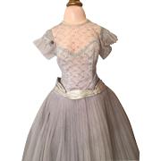 Complete tagged Cissy bridesmaid outfit