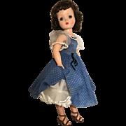 Madame Alexander Cissy dress and slip