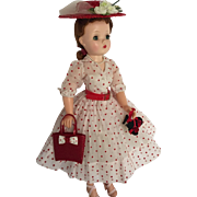 Cissy original outfit with hat