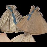 Three gorgeous Cissette gowns