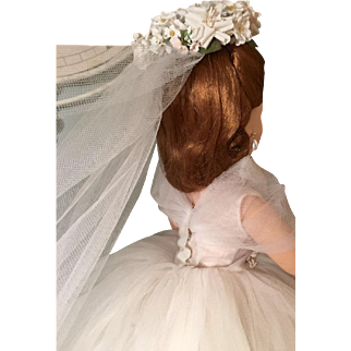 Cissy bride ensemble only NO DOLL