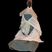 """Denis Allen American Folk Art Doll """"A Proud Black Slave"""" Cloth Doll"""